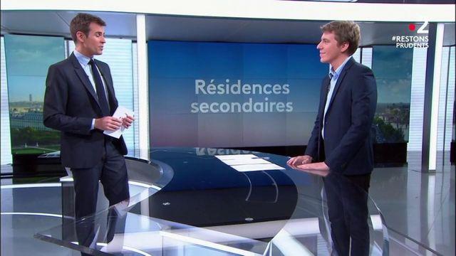 Logement : record du nombre de résidences secondaires en France