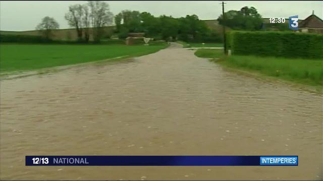 L'Yonne touchée par d'importantes inondations