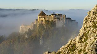 Le fort de Joux à Pontarlier dans le Doubs (LANSARD GILLES / HEMIS.FR / HEMIS.FR)