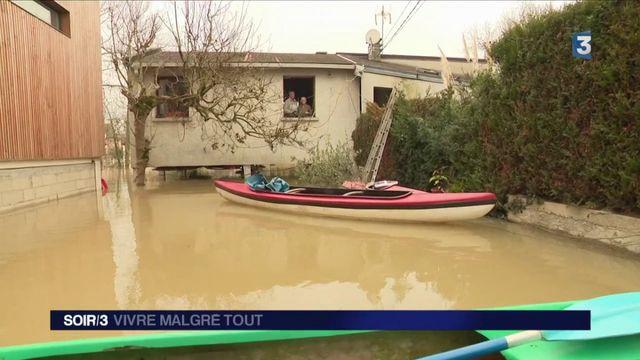 Inondations : la galère des sinistrés