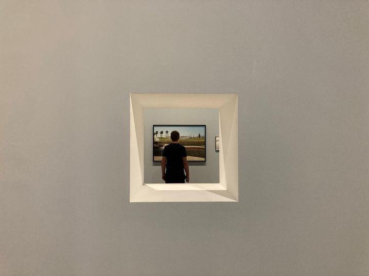 """Exposition""""Masculinités, la libération par la photographie"""", Rencontres de la photographie, Arles, 19 juillet 2021 (Laurence Houot / FRANCEINFO CULTURE)"""