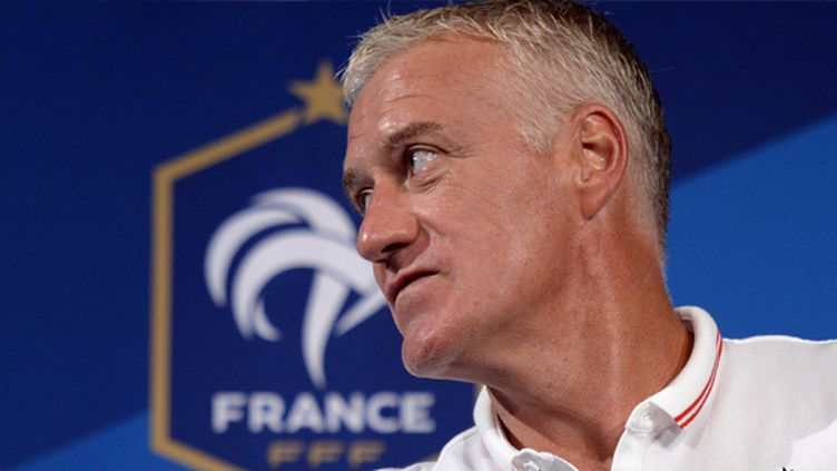 Didier Deschamps (FRANCK FIFE / AFP)