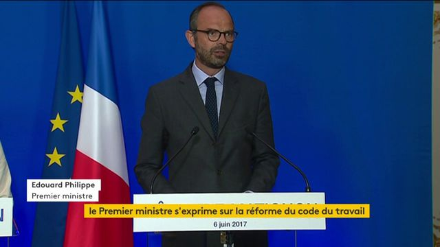"""Edouard Philippe : """"Rénover notre modèle social est à la fois indispensable et urgent"""""""
