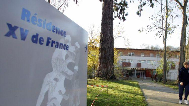 La résidence du XV de France à Marcoussis