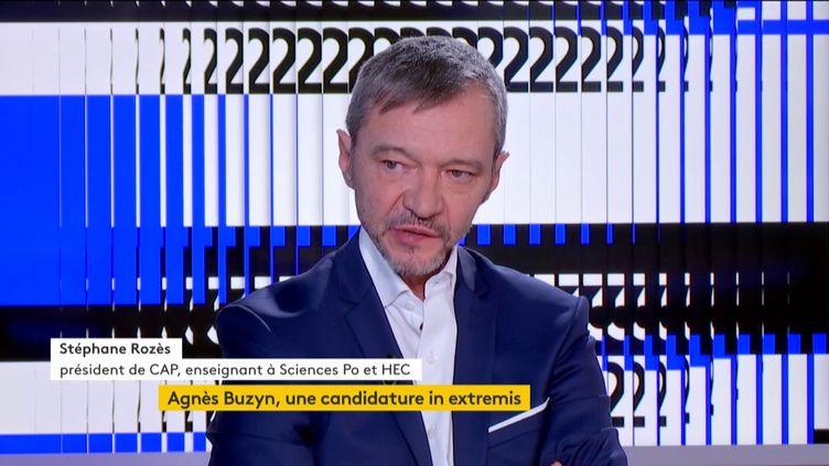 Stéphane Rozès (FRANCEINFO)