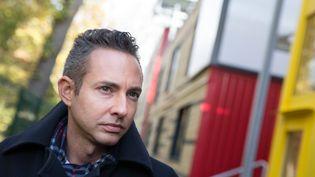 Ian Brossat, adjoint en charge du logement à la mairie de Paris. (NICOLAS KOVARIK / MAXPPP)