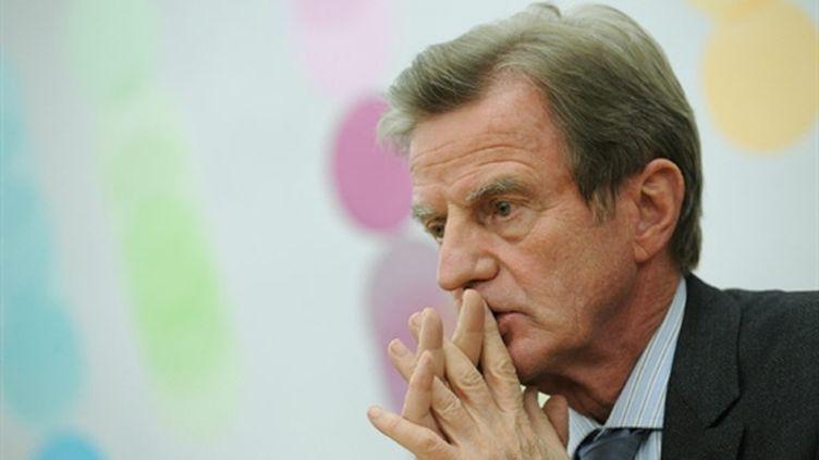 Le chef de la diplomatie française, Bernard  Kouchner (AFP John Thys)