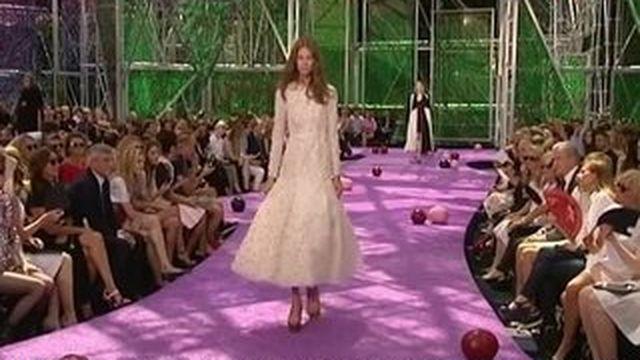 Fashion Week : un documentaire sur les ateliers Dior bientôt en salle !