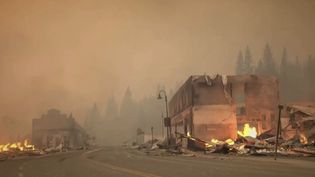 Le Giec (groupe d'experts intergouvernemental sur l'évolution du climat) s'inquiète au sujet de la situation en Méditerranée où certains pays comme la Grèce ou la Turquie font face à de nombreux incendies. (FRANCEINFO)