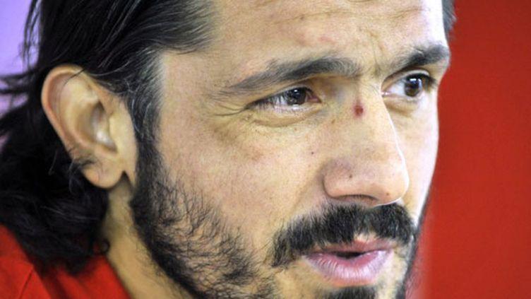 L'ancien joueur Gennaro Gattuso