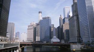 Une vue de Chicago, en septembre 2015. (JENNY PATE / ROBERT HARDING HERITAGE / AFP)