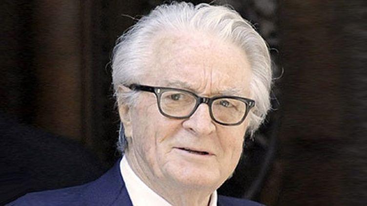 Roland Dumas, le 13 mai 2008 à Paris. (AFP - Stephane de Sakutin)