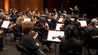 Divertimento joue les oeuvres de Barber, et Rhapsody in blue de Gershwin  (DR)