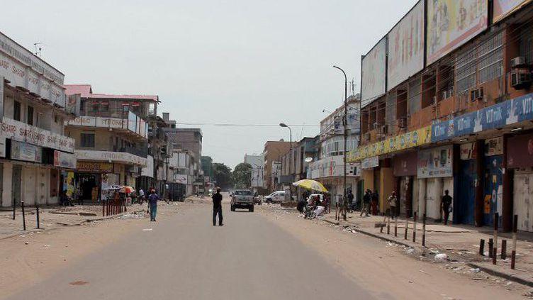 Kinshasa, capitale de la RDC (Pascal Mulegwa / ANADOLU AGENCY)