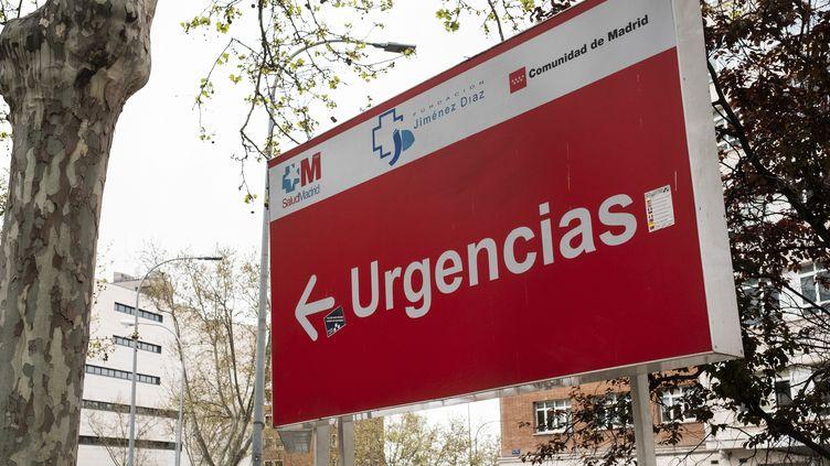 La région de Madrid reste largement la plus affectée, avec 8 921 cas confirmés, soit près de 36% du total. (OSCAR GONZALEZ / NURPHOTO / AFP)