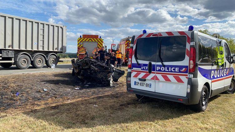 Quatre enfants ont été tués dans ce terrible accident. (STÉPHANE MAGGIOLINI / RADIO FRANCE)