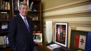 Le maire UMP de Levallois-Perret, Patrick Balkany, le 18 novembre 2013. (ERIC FEFERBERG / AFP)