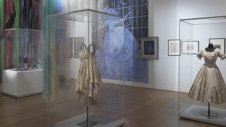 Vue d'exposition Designing Dreams, A Celebration of Leon Baskt NMNM – Villa Sauber 23 octobre 2016 – 15 janvier 2017  (NMNM/Mauro Magliani et Barbara Piovan, 2016 )