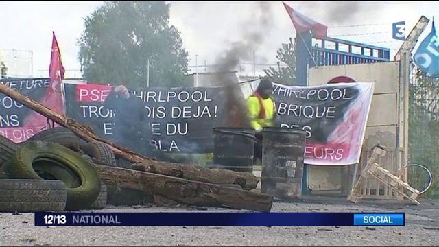 Whirlpool : les salariés divisés face à la venue d'Emmanuel Macron