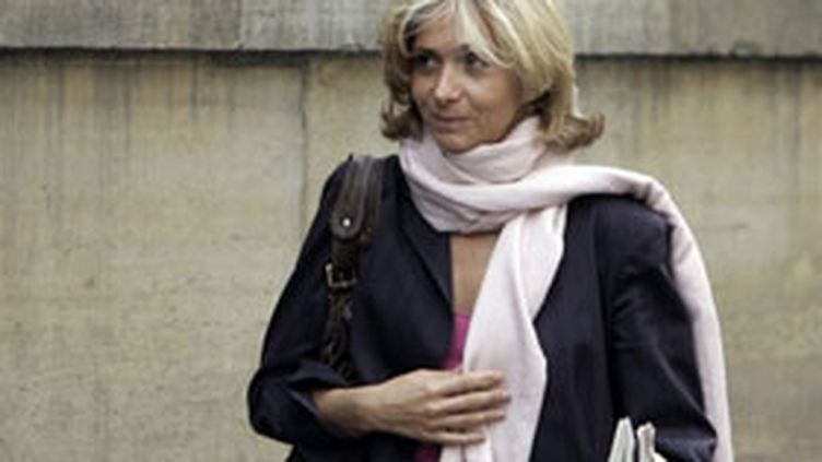 Valérie Pécresse, ministre de l'Enseignement supérieur et de la Recherche (© AFP / Olivier Laban-Mattei)