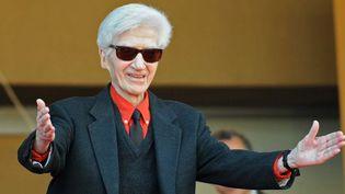 """Alain Resnais, 90 ans, présentera """"Vous n'avez encore rien vu"""" à Cannes  (LYDIE/NIVIERE/NIKO/SIPA)"""