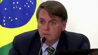 L'Organisation mondiale de la santé (OMS) s'inquiète de la situation en Amérique latine et plus particulièrement au Brésil, où le nombre de victimes croît toujours plus. (FRANCE 2)
