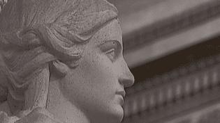 Une statue du Panthéon  (France2/culturebox)