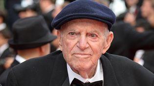 Menahem Golan au festival de Cannes le 16 mai 2014  (Alberto Pizzoli)