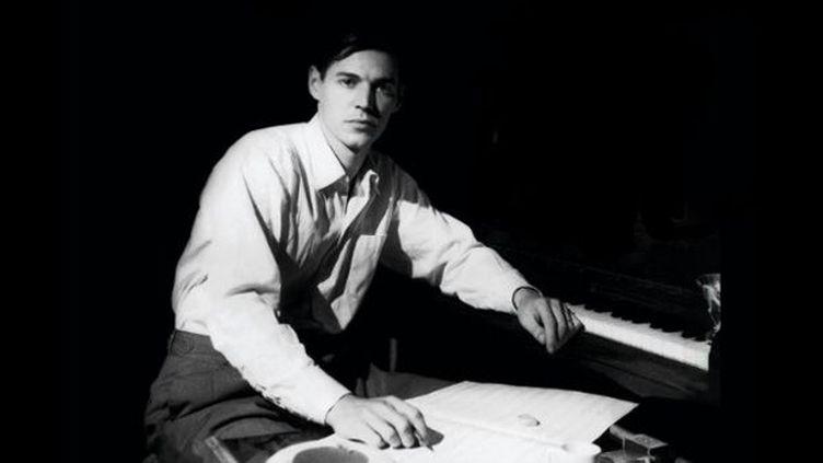Tom Jobim au début des années 1950  (DR)