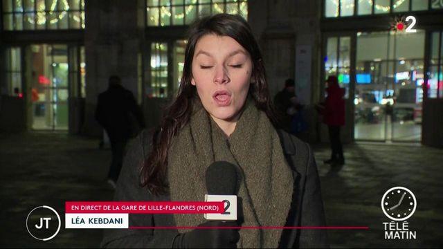 Grève contre la réforme des retraites : le trafic SNCF toujours perturbé à Lille