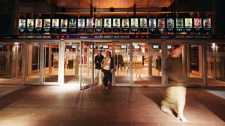 L'entrée du multiplexe parisien UGC Ciné Cité Bercy (archives)  (Pierre-Franck Colombier / AFP)