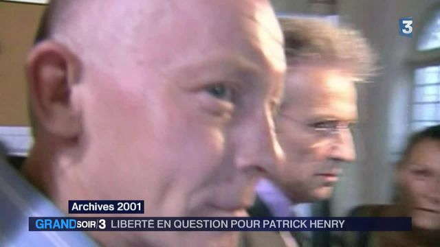 Patrick Henry tente de sortir de prison