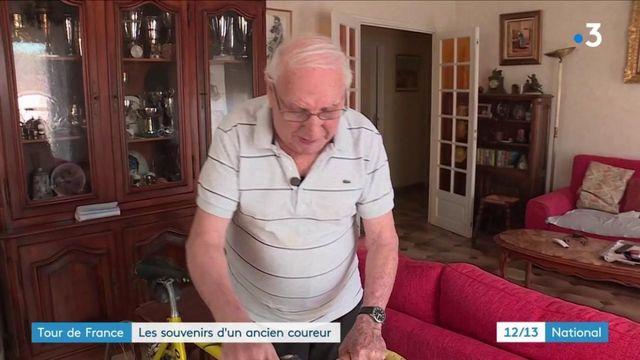 Tour de France : les souvenirs d'un ancien coureur.