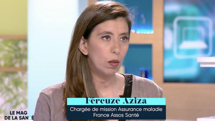 Féreuze Aziza, chargée de mission chez France Asso Santé, était invitée du Journal de la Santé ce 23 mai 2019 afin d'évoquer ce sujet.