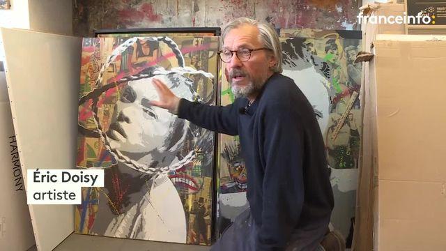 Portrait Eric Doisy