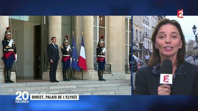 Saint-Nazaire : Emmanuel Macron refuse de lâcher les chantiers STX