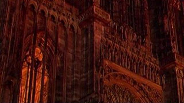 """""""La Folle Journée du Patrimoine"""" : lumière sur la cathédrale de Strasbourg"""