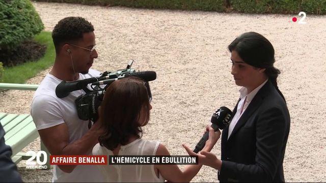 Affaire Benalla : les contradictions de l'Élysée