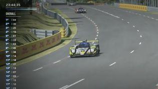 24 heures du Mans en course virtuelle, Liga espagnole àhuis-clos :la semaine sportive, à peine déconfinée, avec Grégory Naboulet. (France 2)