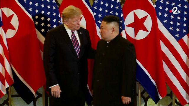 Nouvelle rencontre entre Donald Trump et Kim Jong-un