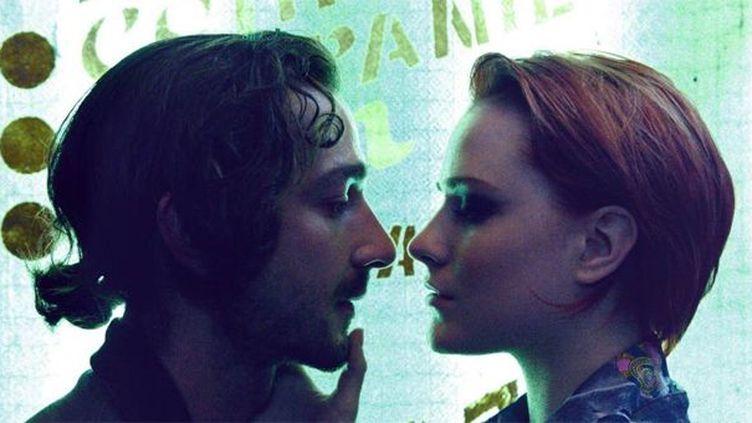 """Shia LeBeouf et Evan Rachel Wood dans """"The necessary death of Charlie Countryman"""".  (Droits réservés)"""