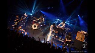 Concert des HushPuppies au diapason à Rennes par Atlza.com  (atlza.com)