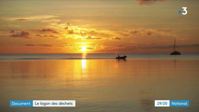 Polynésie : le lagon des déchets menace la santé des habitants