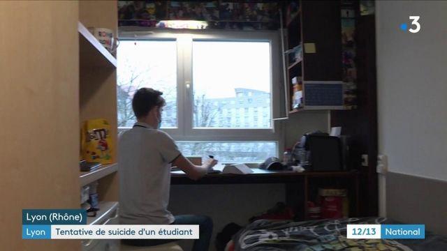 Covid-19 : le témoignage d'un étudiant qui souffre de la solitude liée à la fermeture des Universités