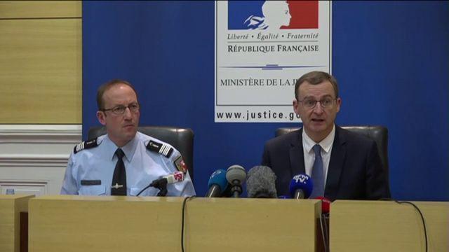 Assassinat d'Arthur Noyer : regardez la conférence de presse du procureur