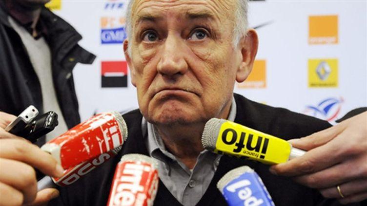 Pierre Camou, son président, a été chargé de défendre les intérêts et l'image de la FFR