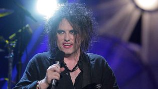 Robert Smith de The Cure en 2007.  (Kevin Winter / Getty Images North America / Getty Images/AFP)