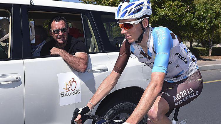 Romain Bardet (AG2R-La Mondiale) (DE WAELE TIM / TDWSPORT SARL)