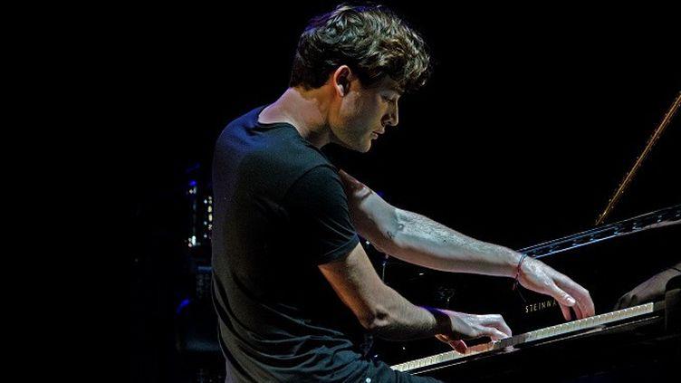 Thomas Enhco à l'Olympia à Paris lors du Festival du label jazz Blue Note  (CITIZENSIDE / PAUL CHARBIT / CITIZENSIDE)