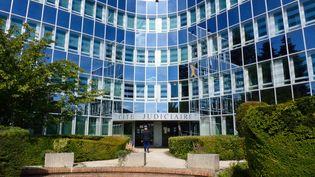 La cité judiciaire de Montbéliard. (CHRISTOPHE BECK / FRANCE-BLEU BELFORT-MONTBÉLIARD)
